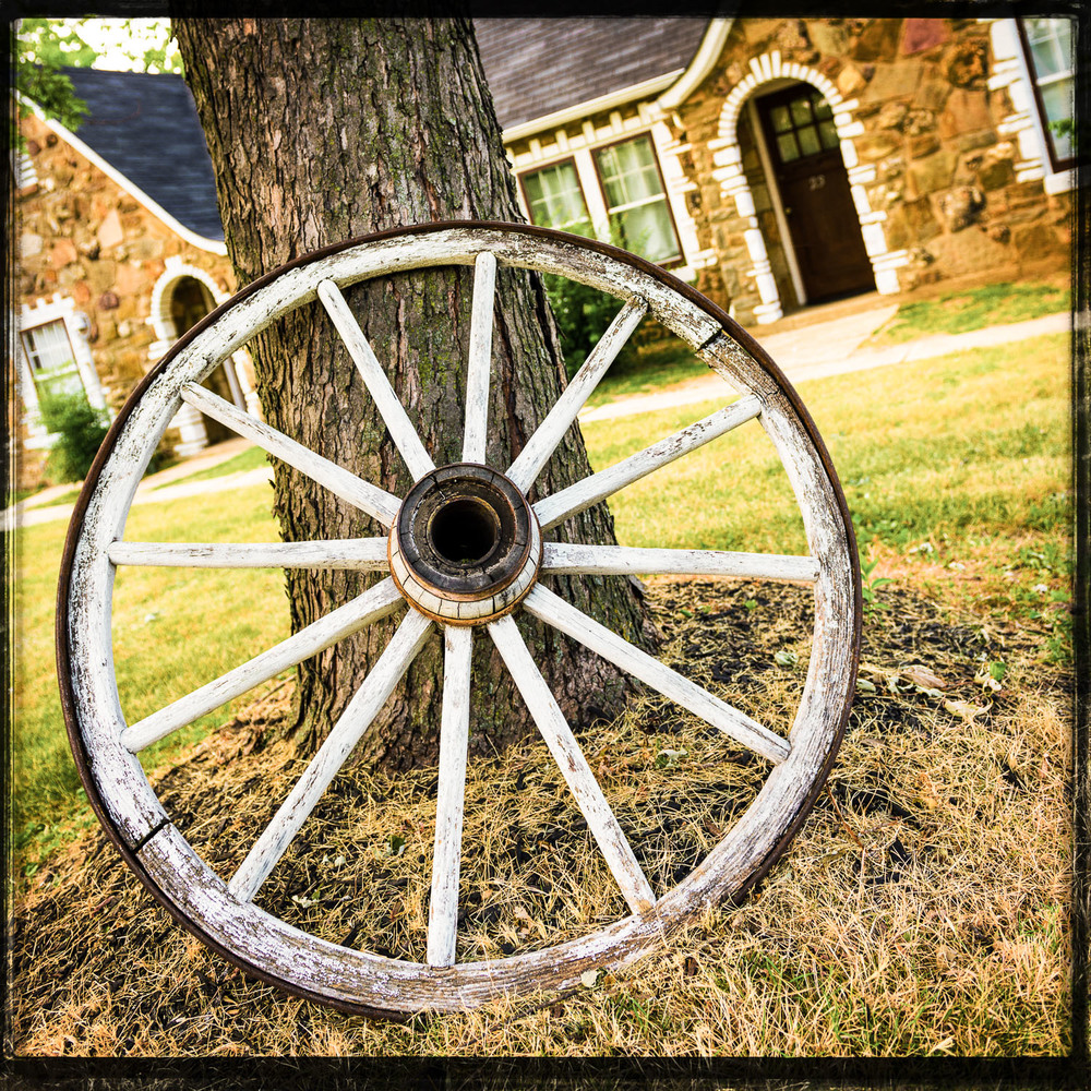 Wheel of The Wagon Wheel