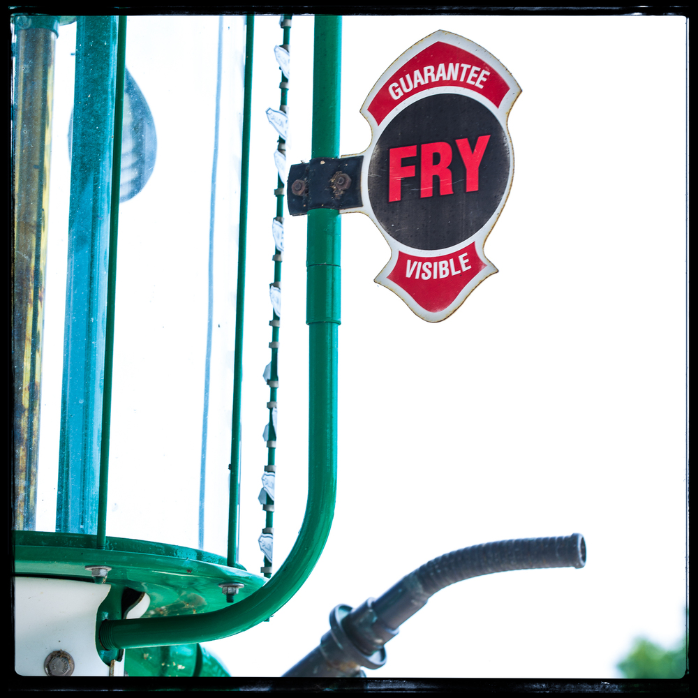FRY Visible Gas Pump
