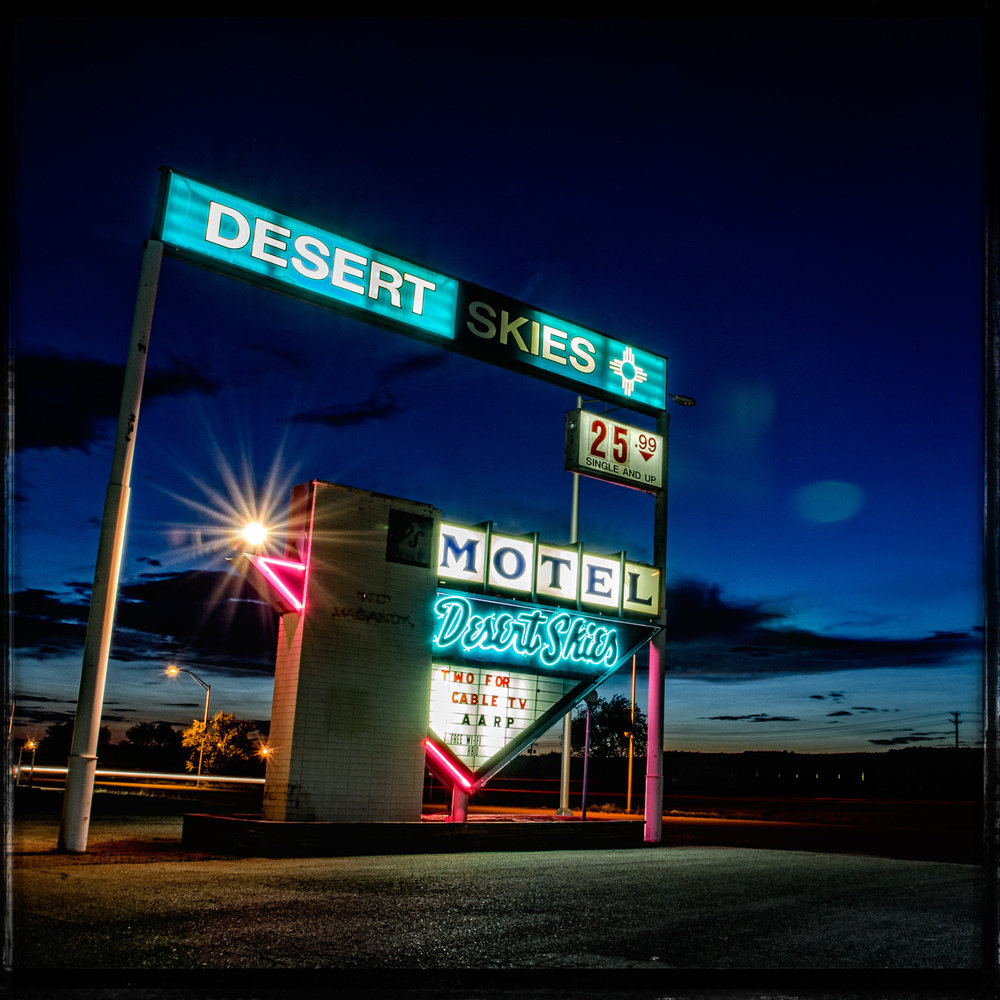 The Desert Skies Motel
