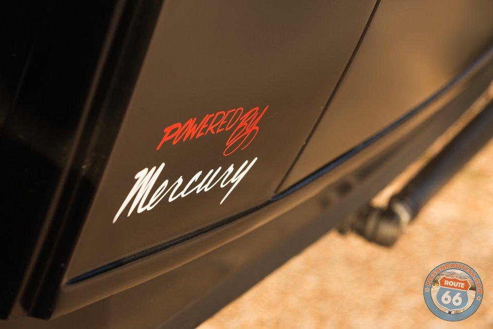 Powered by Mercury Detail - David J. Schwartz