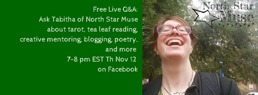 Click the banner to go to the Free Live Q&A this Thursday evening. Your questions are welcome there now.