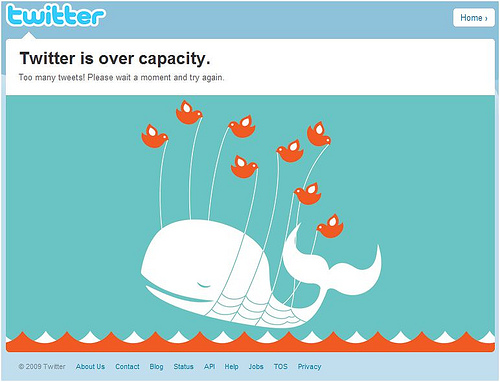 Twitter Capacity