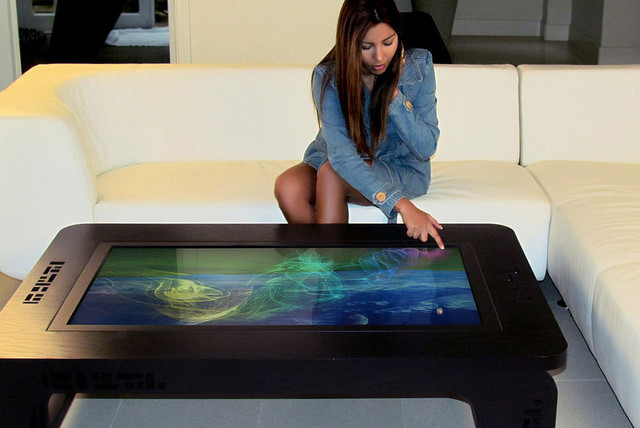 can intelligent furniture actually improve human interaction