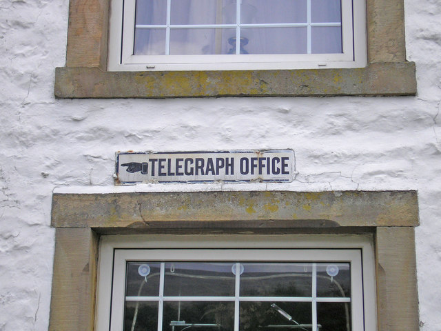 Photo: Telegraph Office - Wikimedia Commons 2008