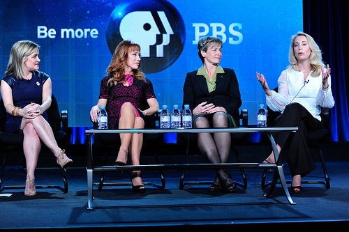 Image: MAKERS: Women Who Make America, TCA Press Tour