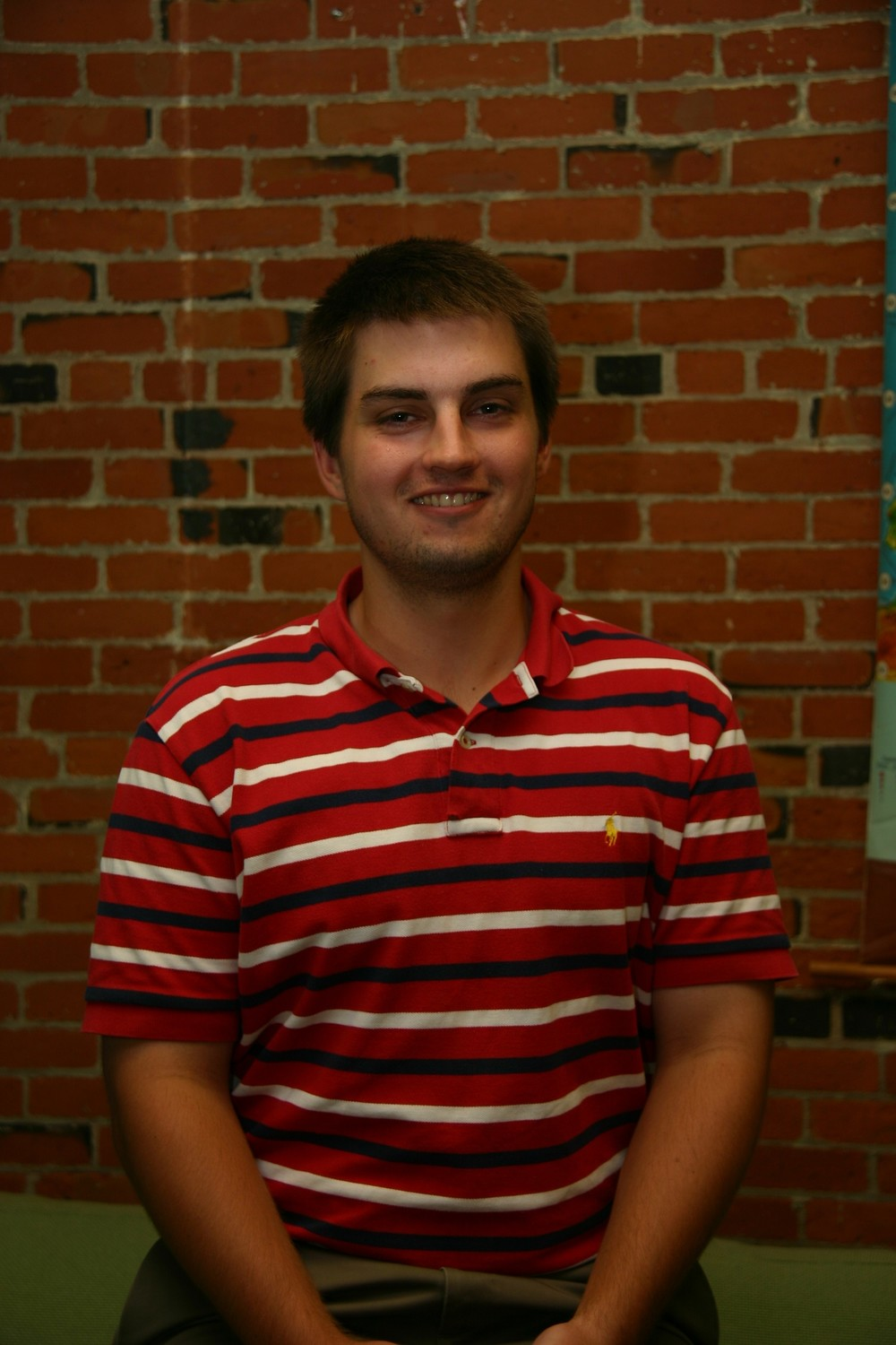 Recent Greenough Intern Brian McMahon
