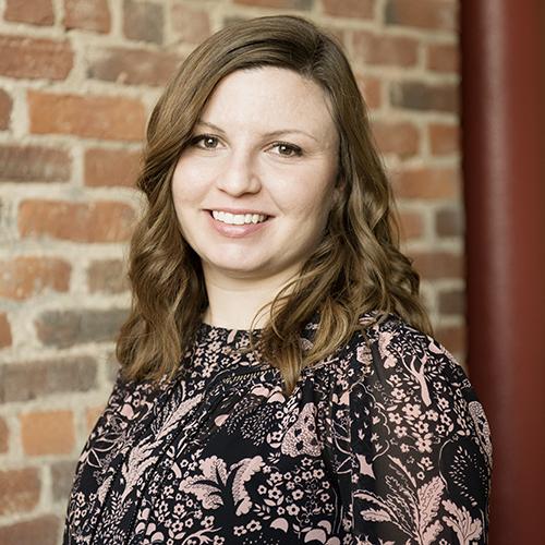 Jen Heady, Account Director