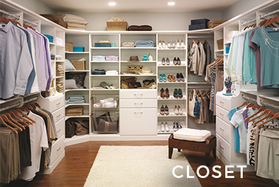 Inspired Closets Is A Brand Of Home Organization Systems For Your Home.