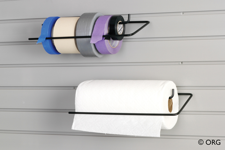 Towel and Tape Rack