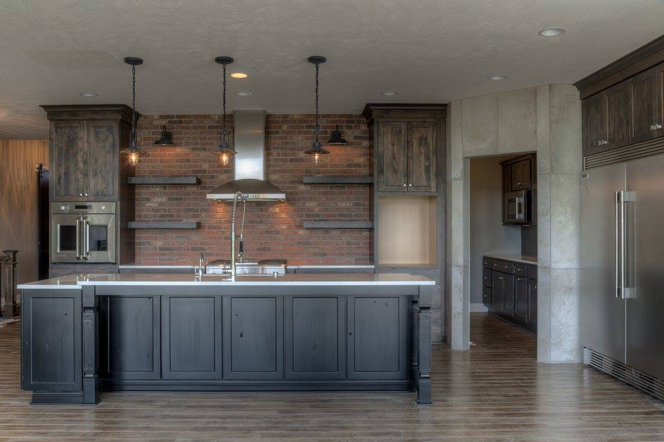 kitchen design omaha industrial chic kitchen design ckf kitchen design 989