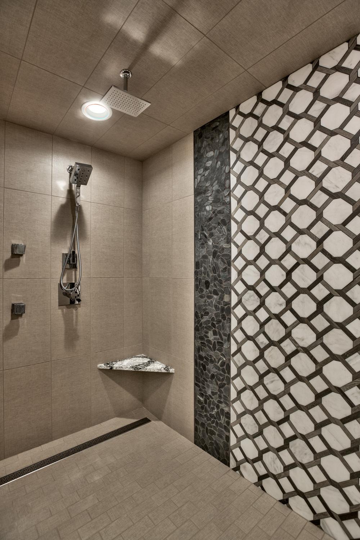 Dreamy Master Bath | CKF Omaha