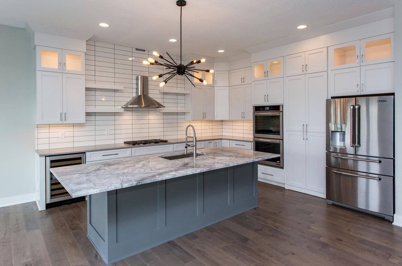 Mid-Century Modern Kitchen Design — CKF | Kitchen Design ...