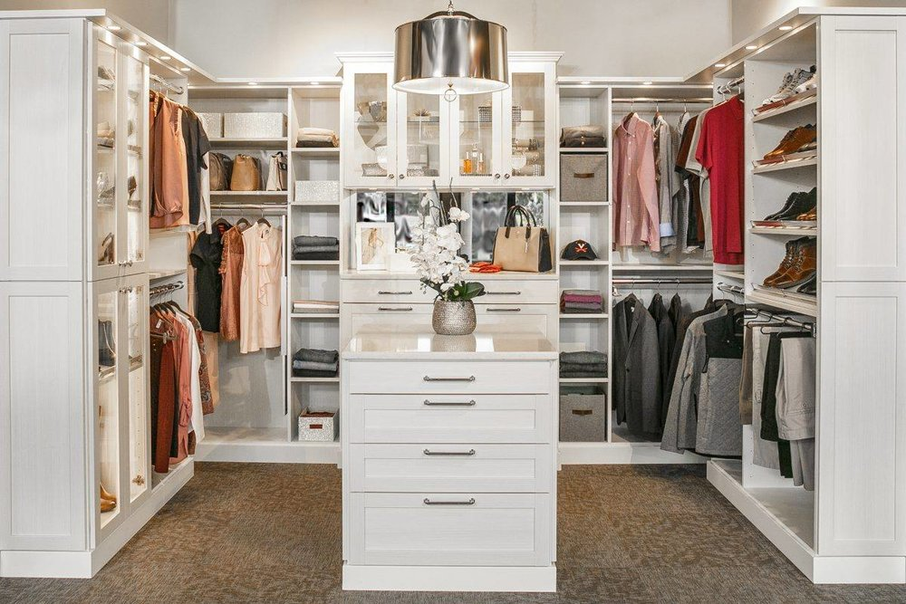 Inspired Closets | Omaha, Lincoln, Des Moines | Custom Closet, Garage, Pantry