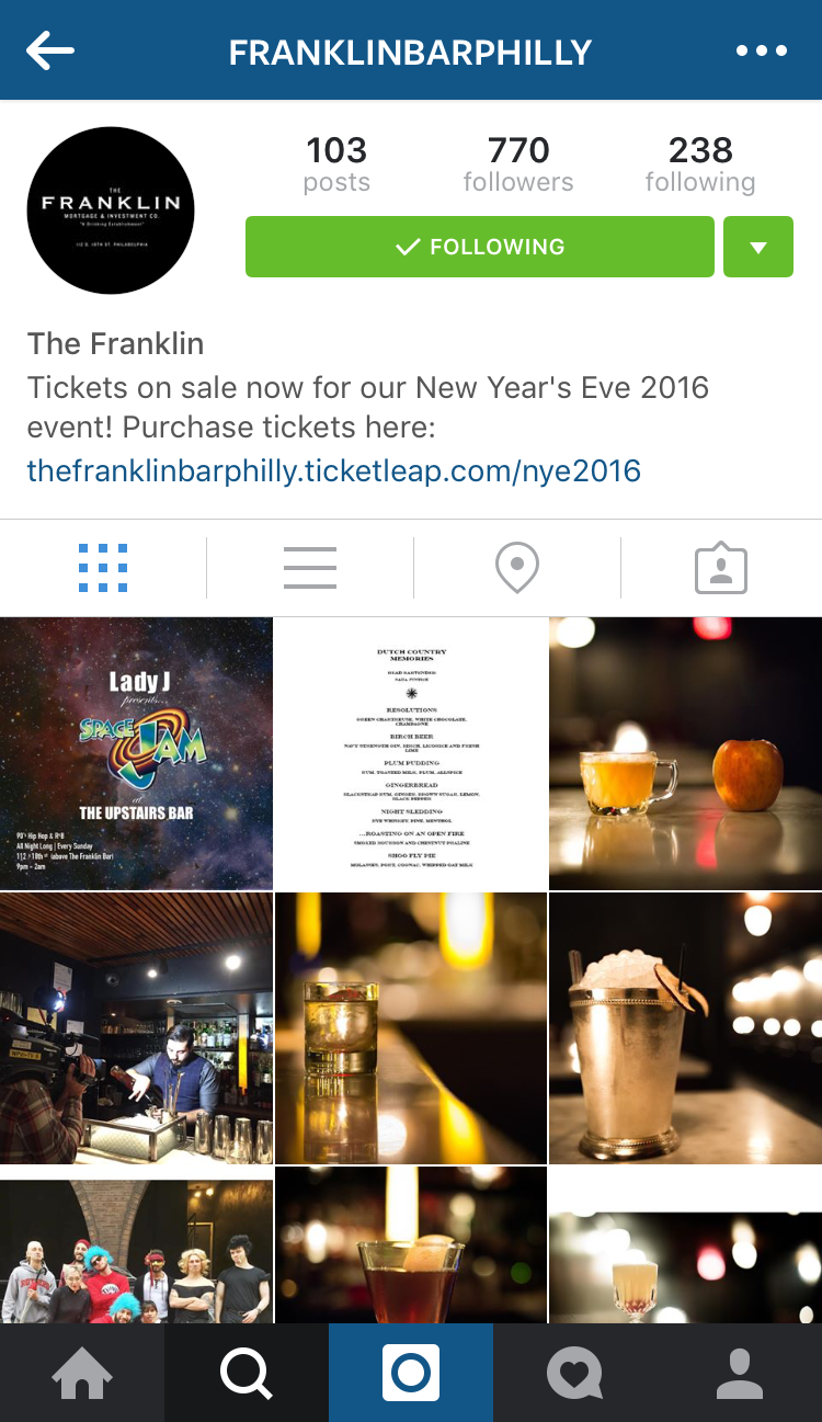 Franklin Bar