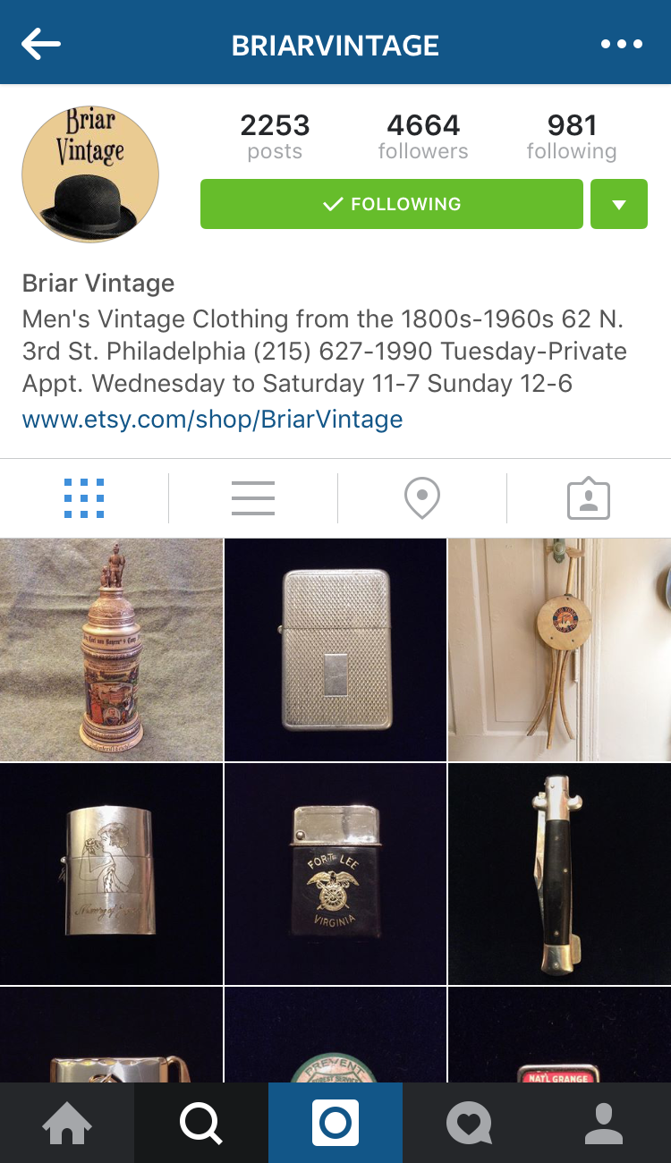 Briar Vintage