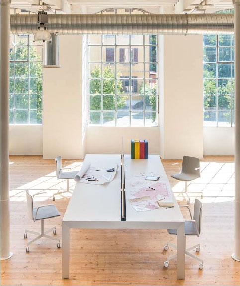Pedrali - Matrix desk