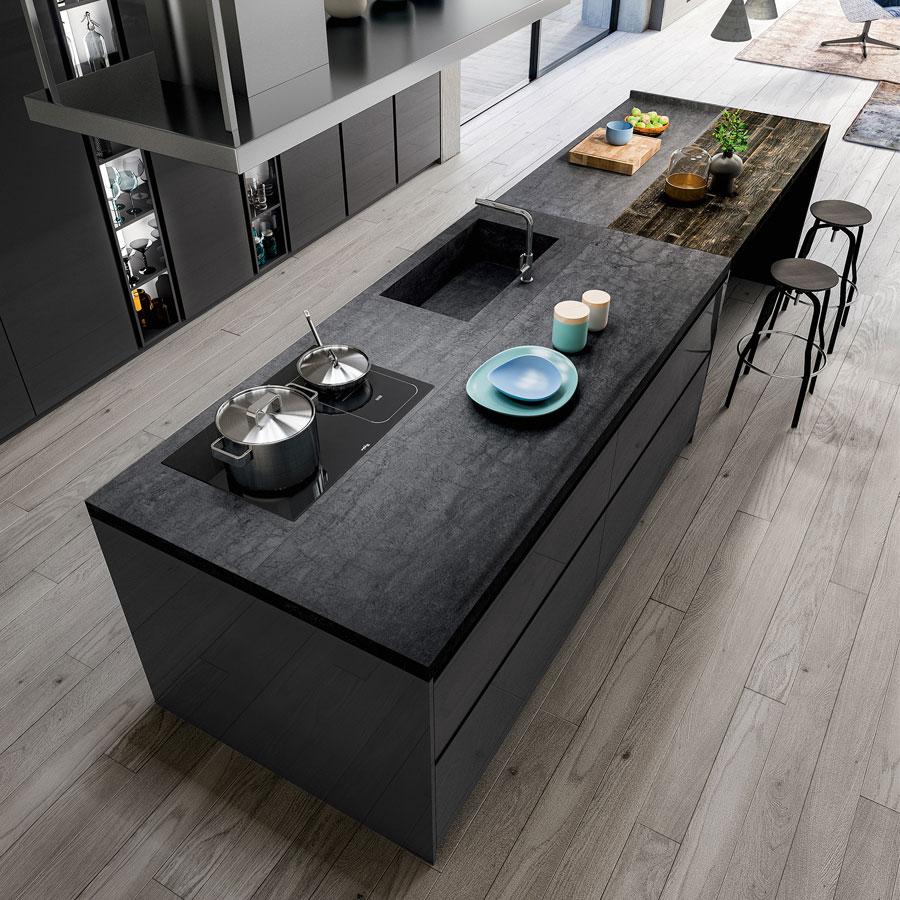 Prinitalia and Armony kitchens -
