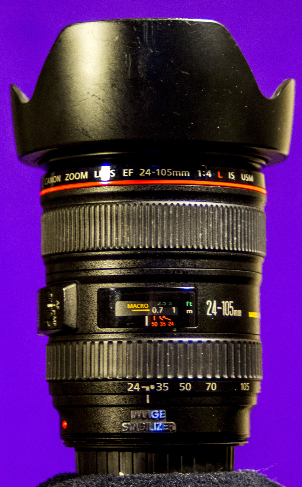 Canon EF 24-105 f4L IS USM A great general-purpose lens I use OFTEN!