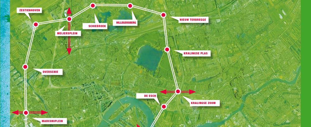 Infographics en kaarten GroenLinks