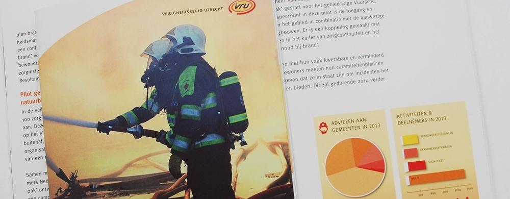 Jaarverslagen Veiligheidsregio Utrecht
