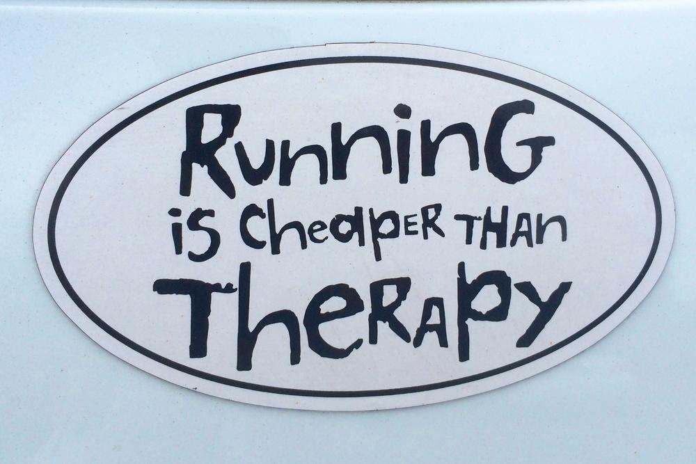 Not my bumper sticker, but so true!