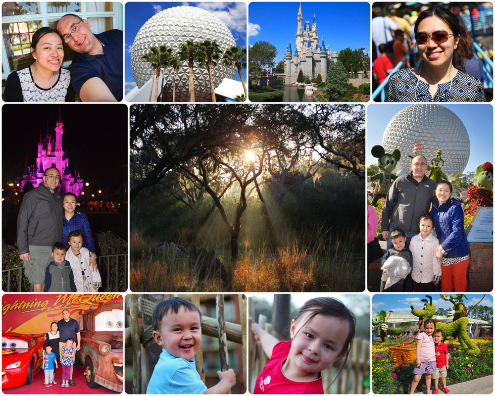 I enjoyed literally every second of this blissful week at Disney World with my family in the spring of 2013. Can you tell that I was in the midst of a terrible post-cancer depression here?