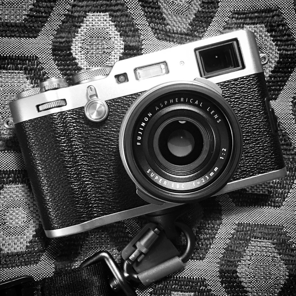 Yes, somebody really did ask me if this camera was a Leica at the beach. It does look just like an old rangefinder film camera!
