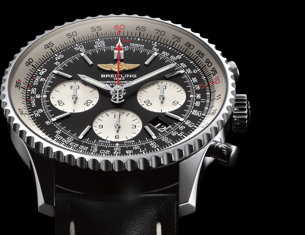 Man-crush, images via Breitling.com