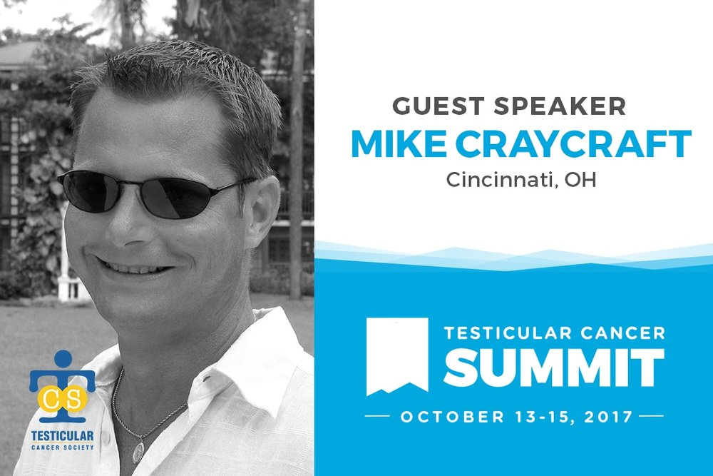Testicular Cancer Summit 2017 — StevePake com: The Life of a Young