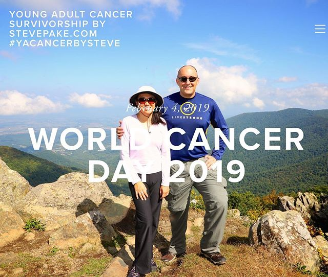 It's @worldcancerday 2019. It's sobering to look back through my long list of cancer blogs and all the hell that #youngadultcancer put me through, but it's an honor to still be here, an honor to have a voice, and to serve as one of many beacons of light to help guide and inspire others to find their way after cancer. [Read more on the blog... Link in Bio] #WorldCancerDay #IAmAndIWill #cancersucks #fuckcancer #cancersurvivor #cancersurvivorproblems #testicularcancer #testicularcancerawareness #cancerknowledge #cancerawareness