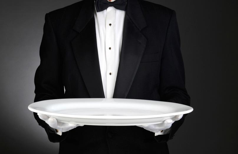 PERSONALE DI SERVIZIO Hostess, camerieri, barman, security: professionisti attenti e qualificati per ogni esigenza.