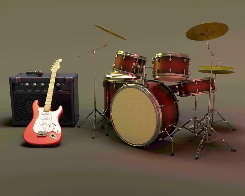 INTRATTENIMENTO MUSICALE   Dal sottofondo jazz al dj-set più sfrenato, l'atmosfera perfetta per ogni evento.