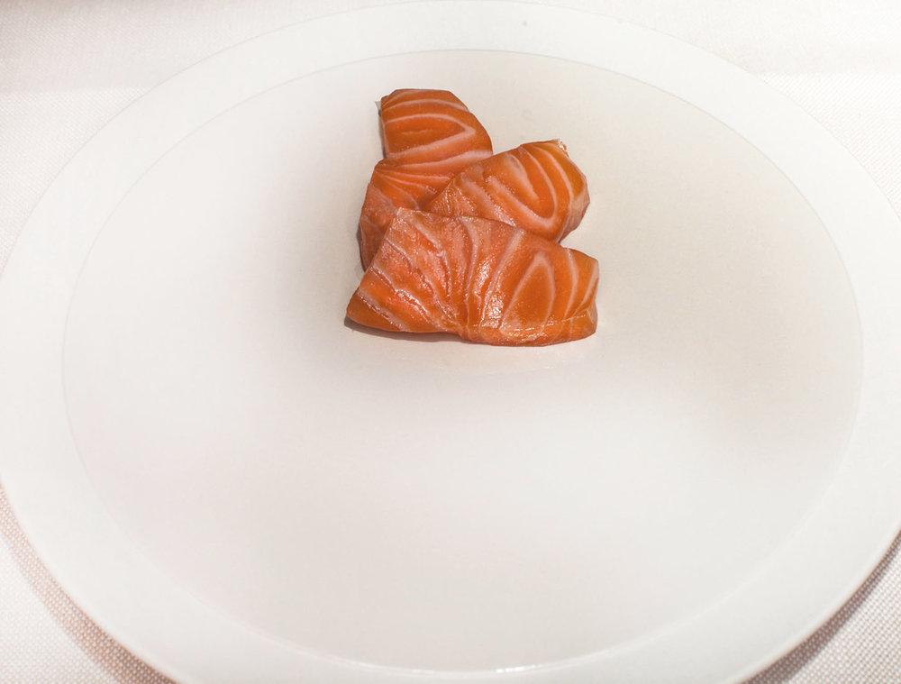 salmone spazio sushi
