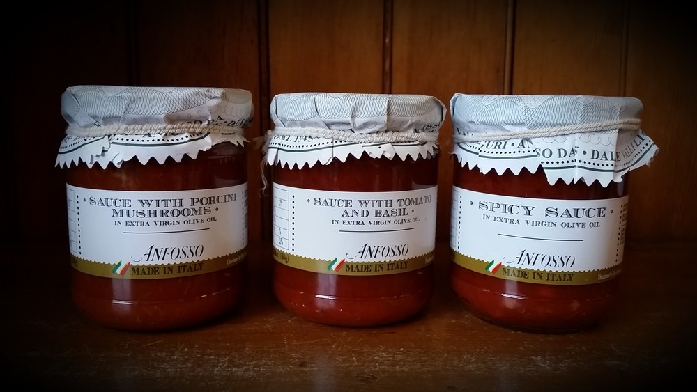 Tomatoes sauce Anfosso