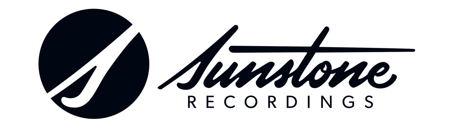 Welcome to Sunstone Recordings