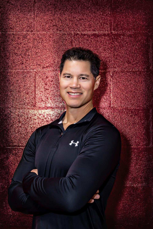 Coach Dave Von Ruden