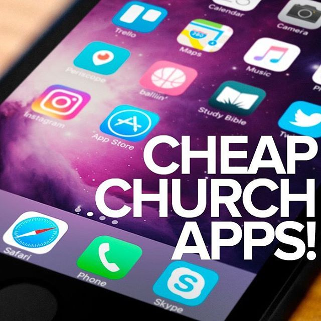 Cheap Church Apps! You get what you pay for! Reconsider a better custom church app for your church. Read more churchappsuite.com/blog #customchurchapps #churchapps #reconsider #churchappsuite #cheapchurchapps