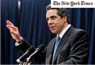 Cuomo Set to Back $15 Minimum Wage Across New York State