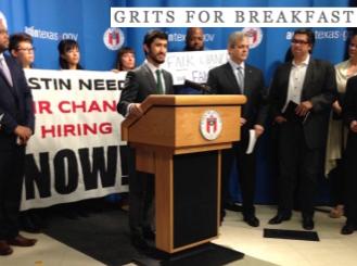 Austin passes Fair Chance Hiring ordinance