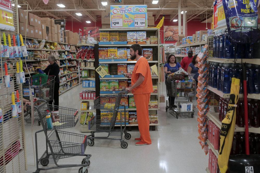 An Orange Jumpsuit for Lent
