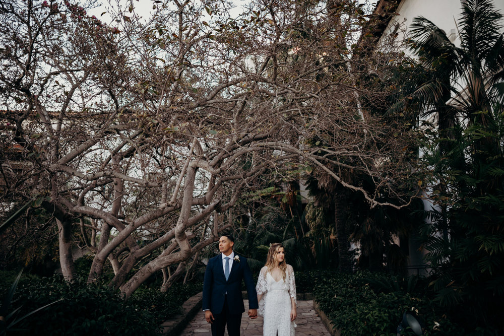 Randi + Junior | Santa Barbara, California -