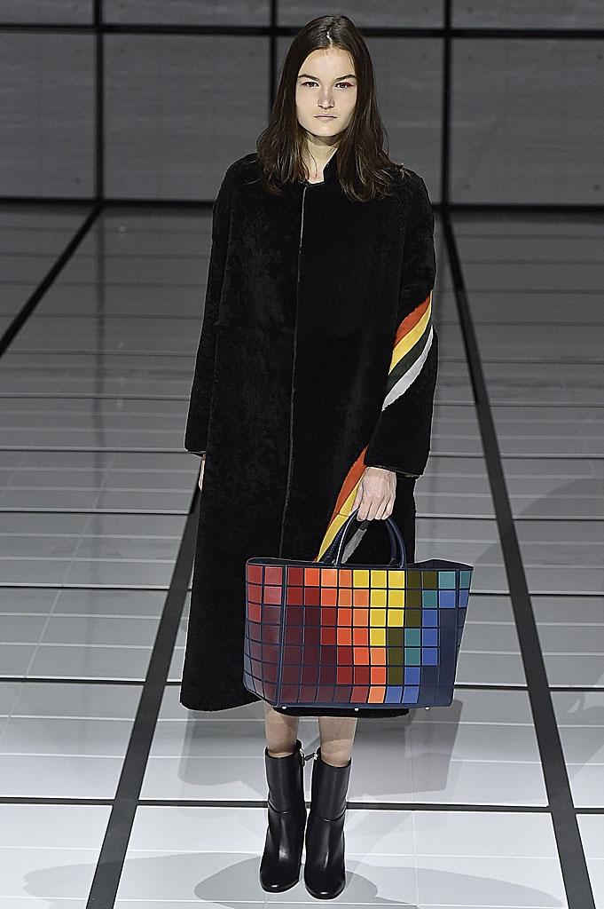 Rubik's Cubism: Anya Hindmarch