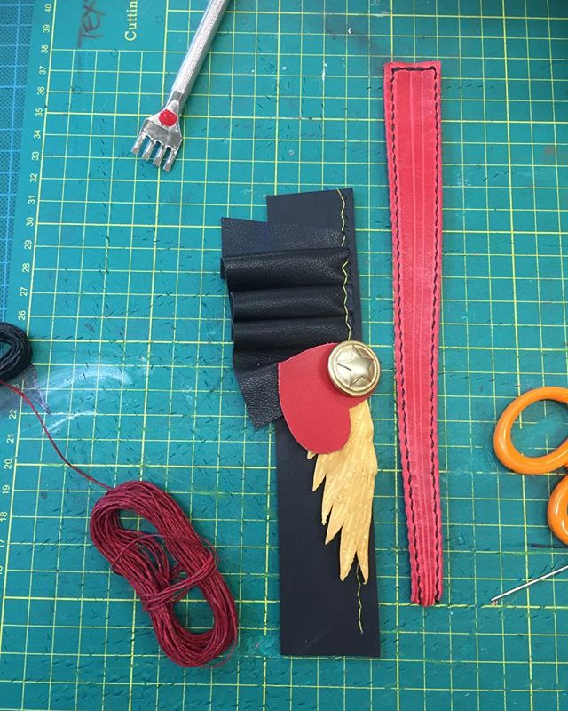 #Leather #accessories #cuff #sundaycraft #fashionavcessories @citylitfashionandtextiles