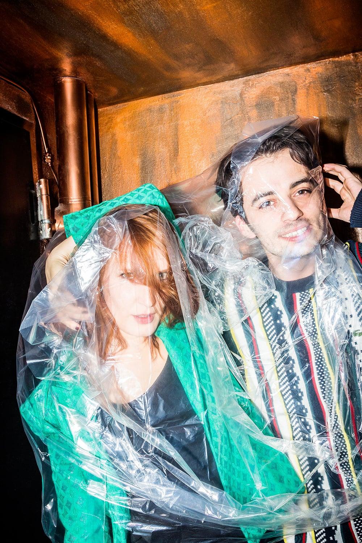 Alexander Iskin & Ornella Fieres
