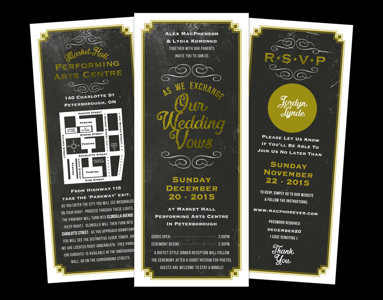 Wedding invitation lydia mac prev next stopboris Choice Image