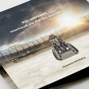Spieren voor Spieren  Concept / Photography / Graphic design