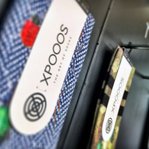 XPOOOS  Brand Identity / Visual Identity / Product design / Packaging