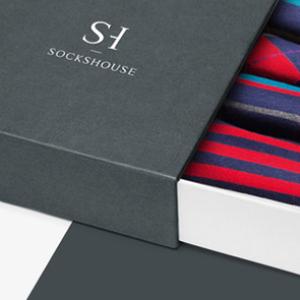Sockshouse  Brand Identity /Visual Identity