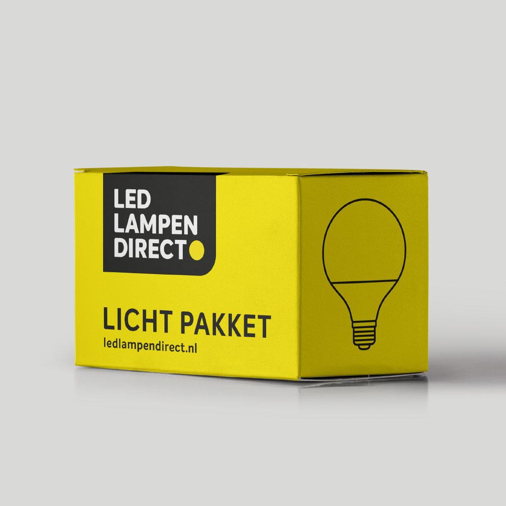 LedLampendirect  Brand Identity / Visual Identity / Webdesign / Application design / UI/UX / Icon design