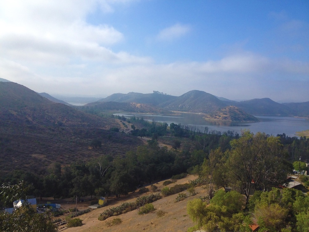 Beautiful Lake Hodges